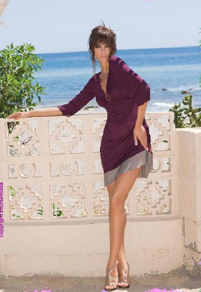 Dámské plážové šaty Síélei VE74