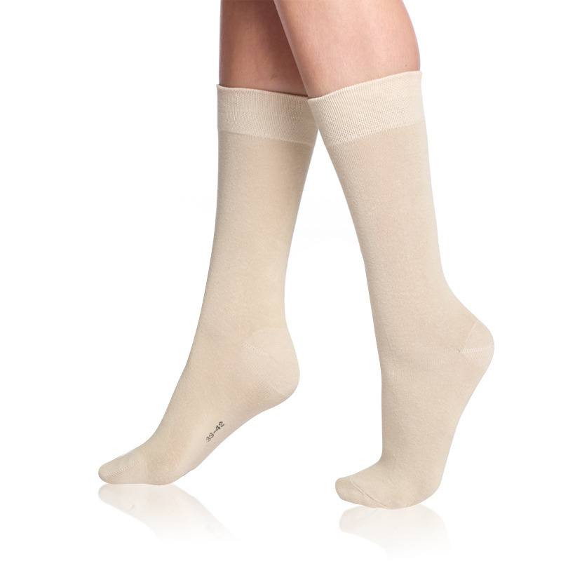 Dámské ponožky Bellinda 495802 LADIES CLASSIC SOCKS
