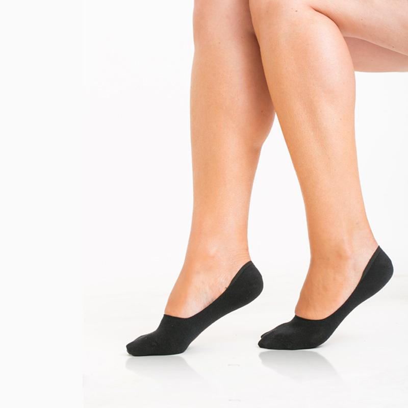 Dámské ponožky Bellinda 495916 Invisible Socks