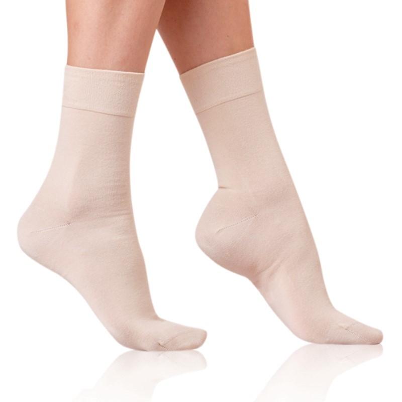 Dámské ponožky Bellinda 495918 Cotton Maxx