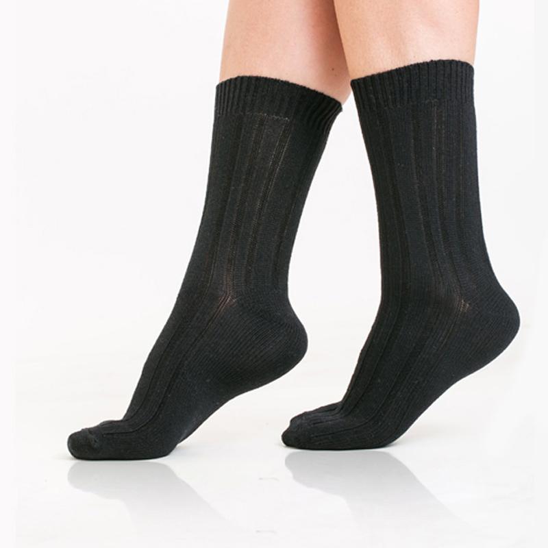 Dámské ponožky Bellinda BE496865 BAMBUS WINTER SOCKS