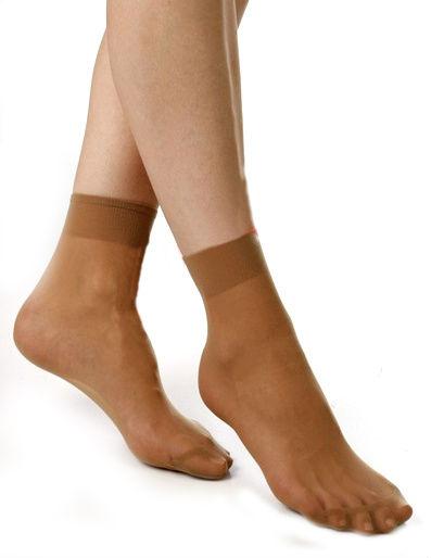 Dámské ponožky Elite SARA stříbro - 2 páry 45a773bd2e