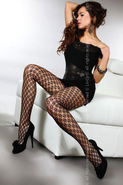 Dámské punčocháče Livia Corsetti Chiba