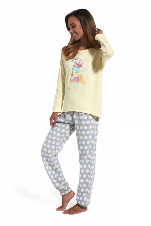 Dámské pyžamo Cornette 625/124 Time to Rest