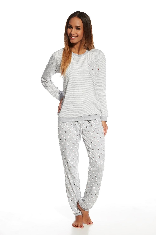 Dámské pyžamo Cornette 671/109 White Bear 2 sleva