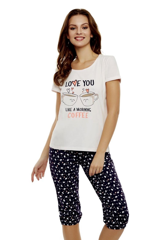 Dámské pyžamo Esotiq 35832 Danni 03x