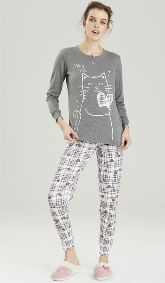 Dámské pyžamo Noidínotte 6313