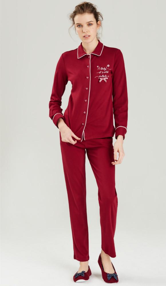 Dámské pyžamo Noidinotte FA6369PB