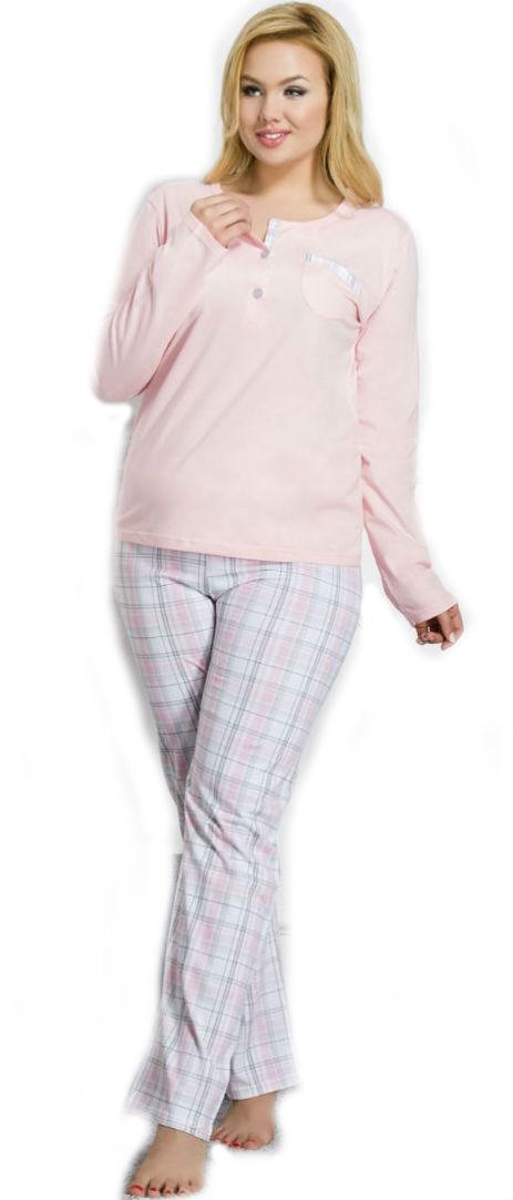 Dámské pyžamo TARO 2006 Gizela pink