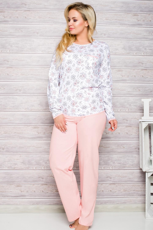 Dámské pyžamo Taro 2132 růžové