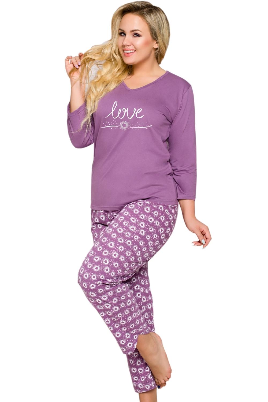 Dámské pyžamo Taro Felicja 1038 violet