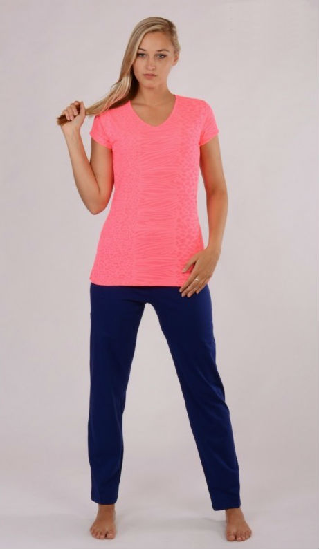 Dámské pyžamo Vienetta Secret Karolína výprodej