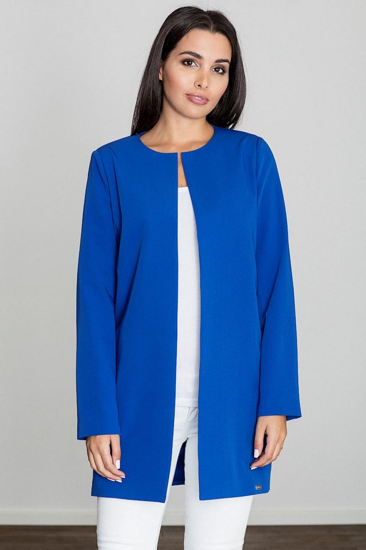 Dámské sako Figl M551 modré