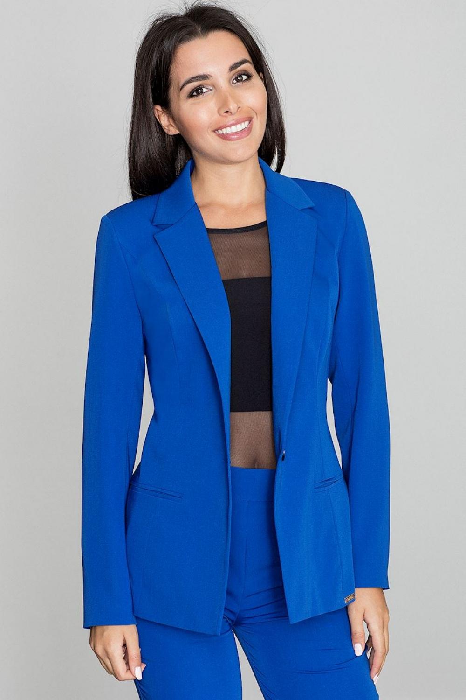 Dámské sako Figl M562 modré