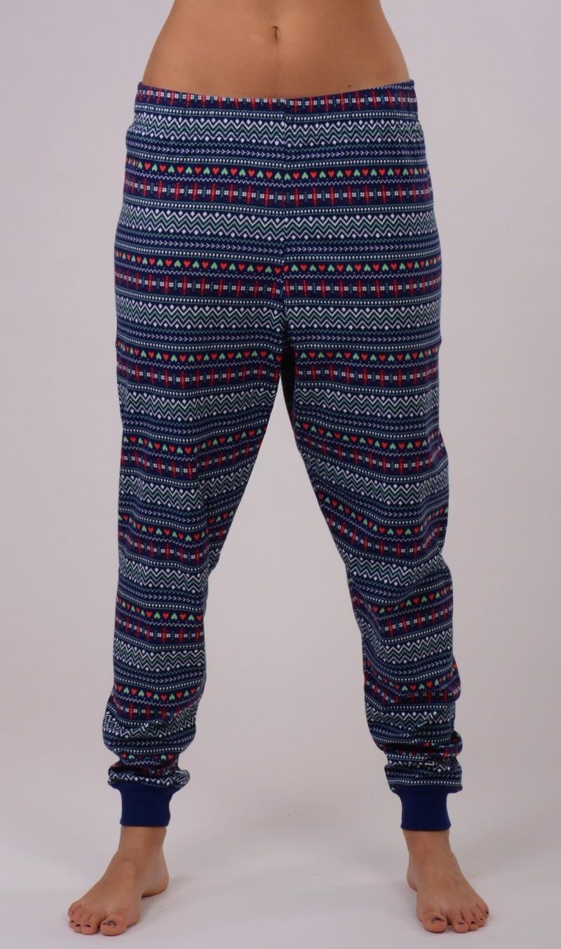 Dámské samostatné pyžamové kalhoty Vienetta Secret Martina