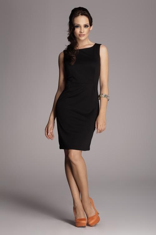Dámské šaty M079 black