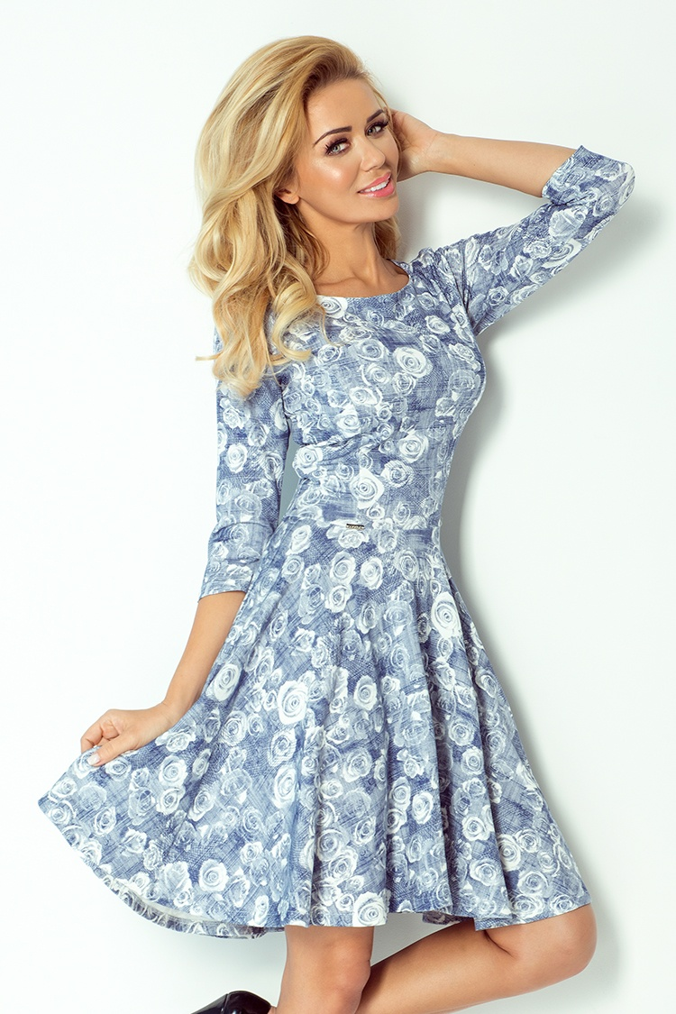Dámské šaty Numoco 105-1