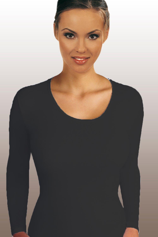 Dámské tričko Emili Lena černé