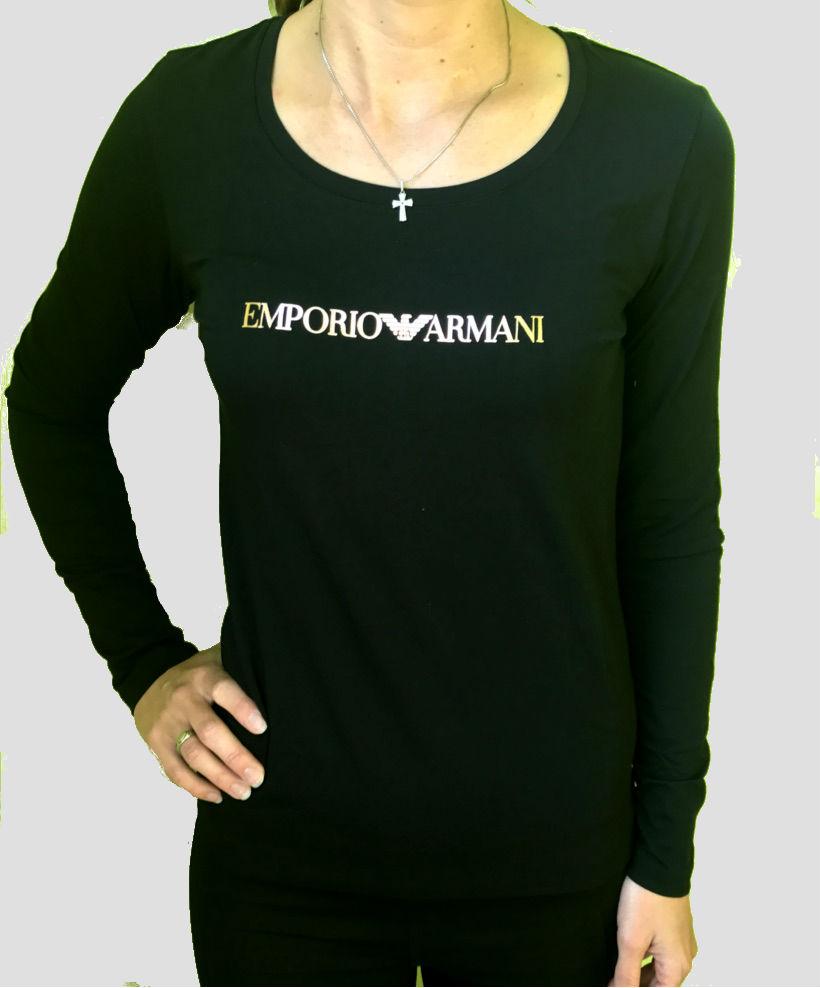 Dámské tričko Emporio Armani 163378 7A263