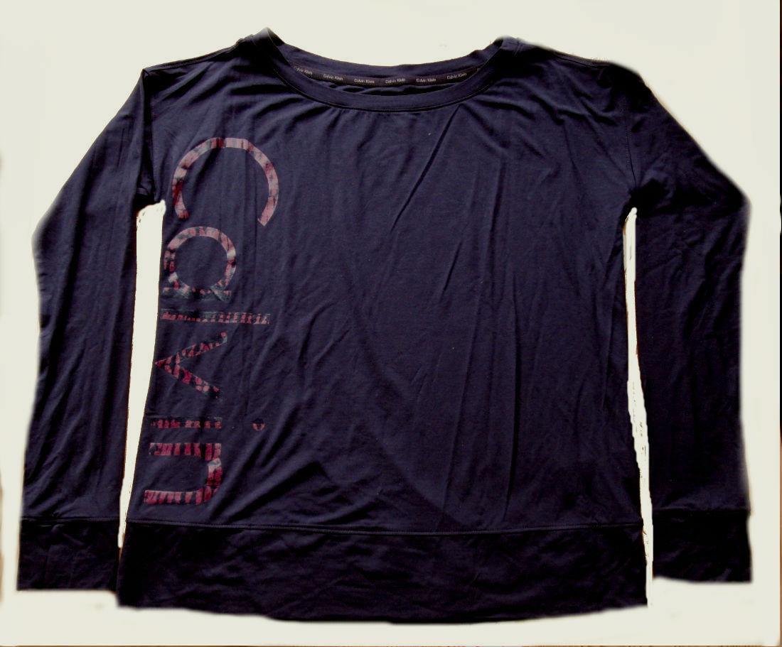 Dámské triko Calvin Klein QS5833E