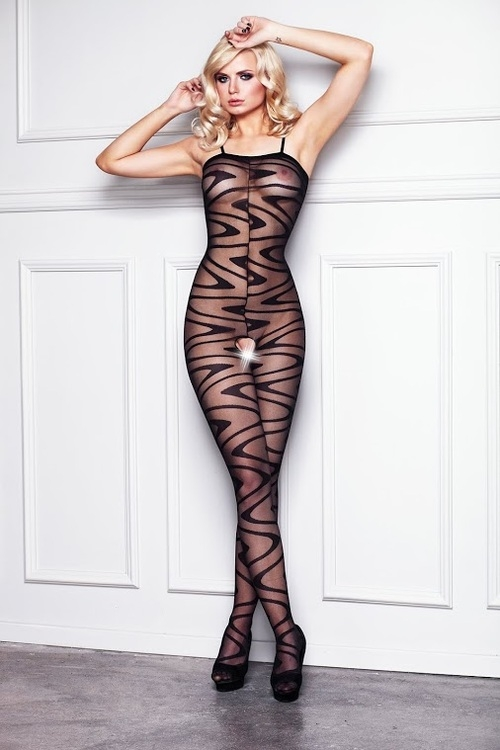 Dámský bodystocking 7-Heaven B101