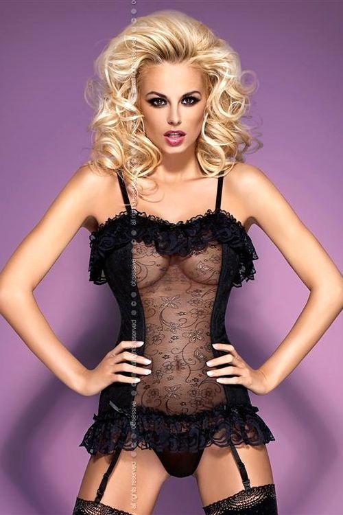 Dámský erotický korzet Obsessive Ditta corset