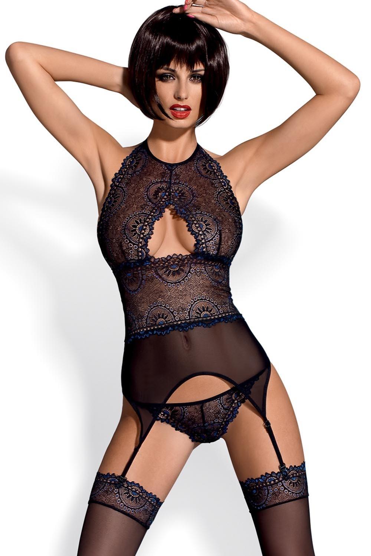 Dámský erotický korzet Obsessive Oriens corset