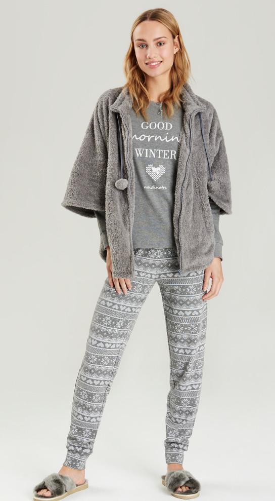 Dámský pyžamový komplet Noidínotte 6388
