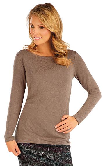 Dámský svetr s dlouhým rukávem Litex 87394