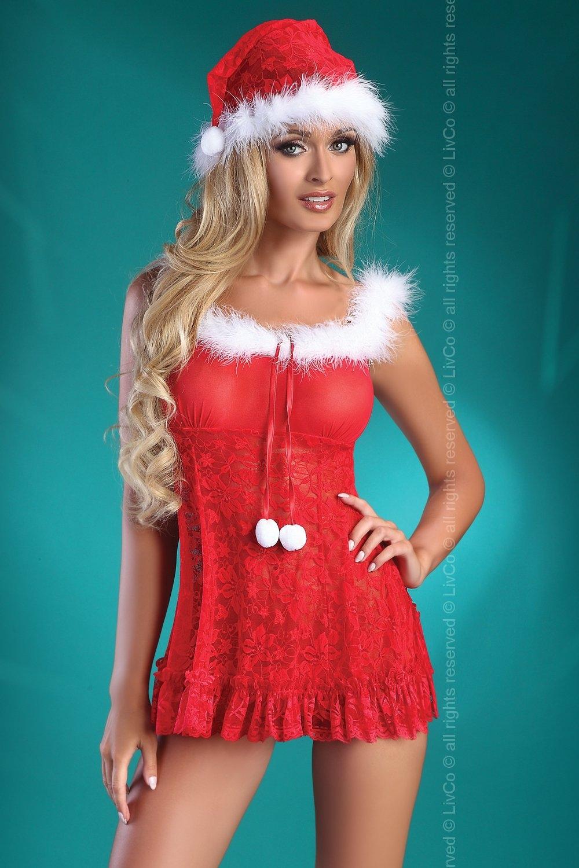 Dámský vánoční kostým Livia Corsetti Christmas Bell