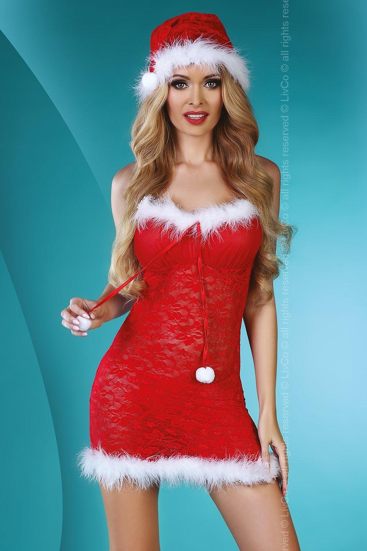 Dámský Vánoční kostým Livia Corsetti Christmas star