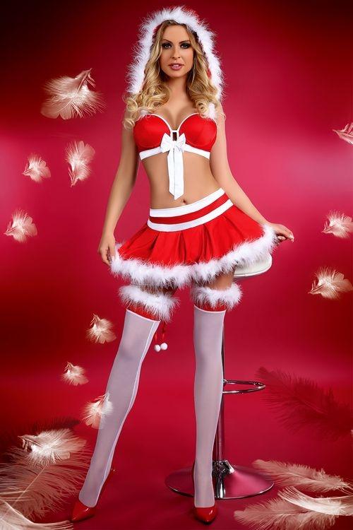 Dámský Vánoční kostým Livia Corsetti Little Miss Christmas