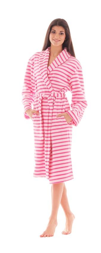 Dámský župan Vestis 2105 Pink výprodej