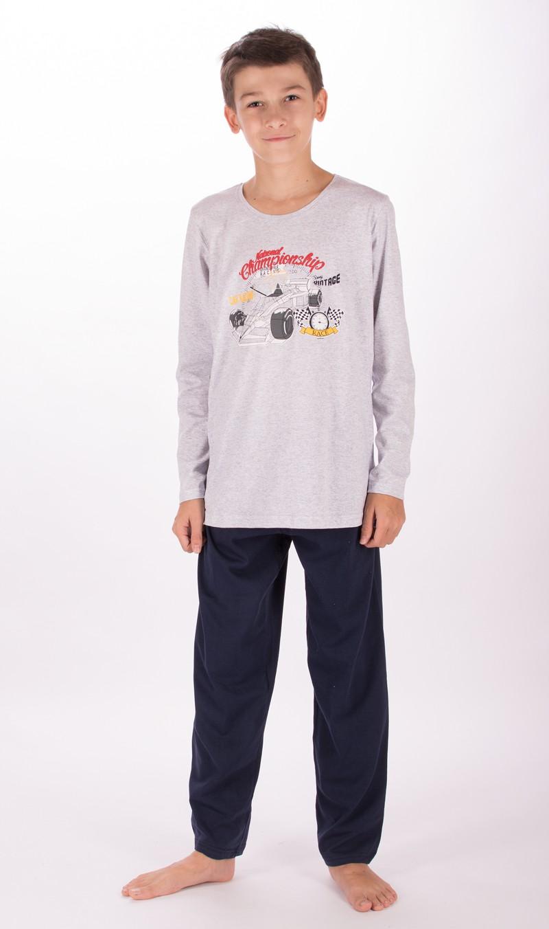 Dětské pyžamo dlouhé Vienetta Secret Championship