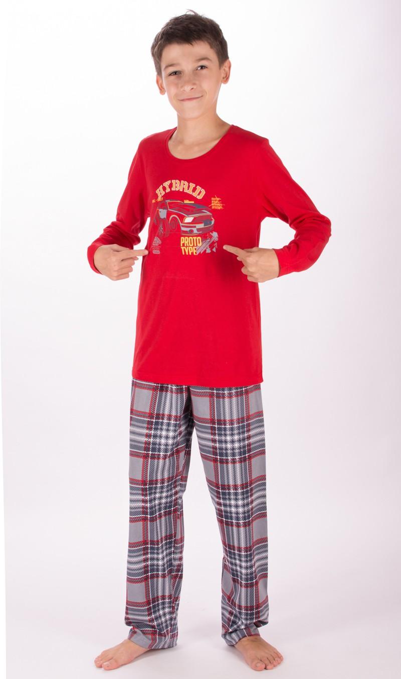Dětské pyžamo dlouhé Vienetta Secret Hybrid