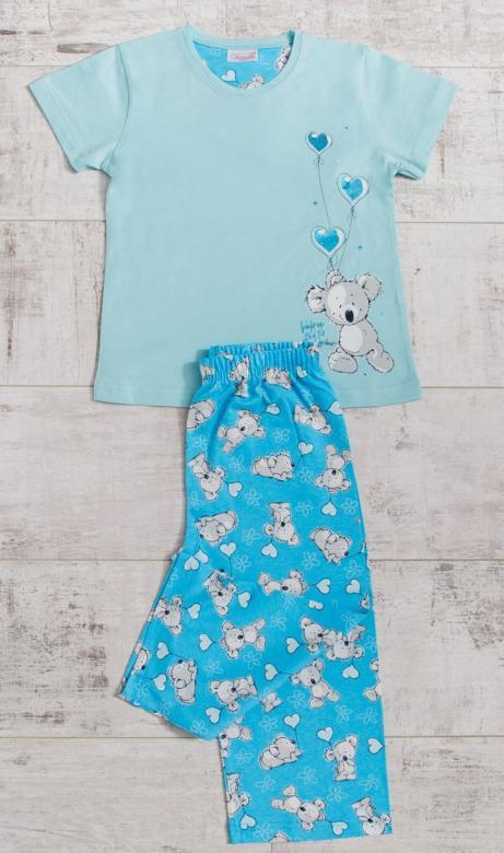 Dětské pyžamo kapri Vienetta Secret Koala