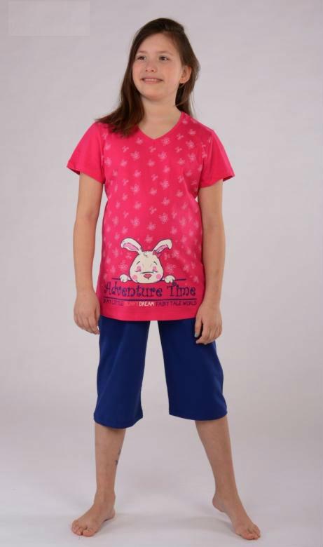 Dětské pyžamo kapri Vienetta Secret Adventure