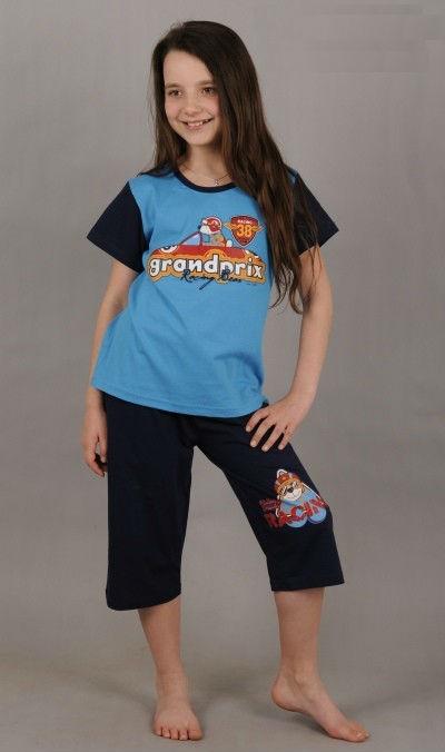 Dětské pyžamo Vienetta Secret (kapri) - Formule