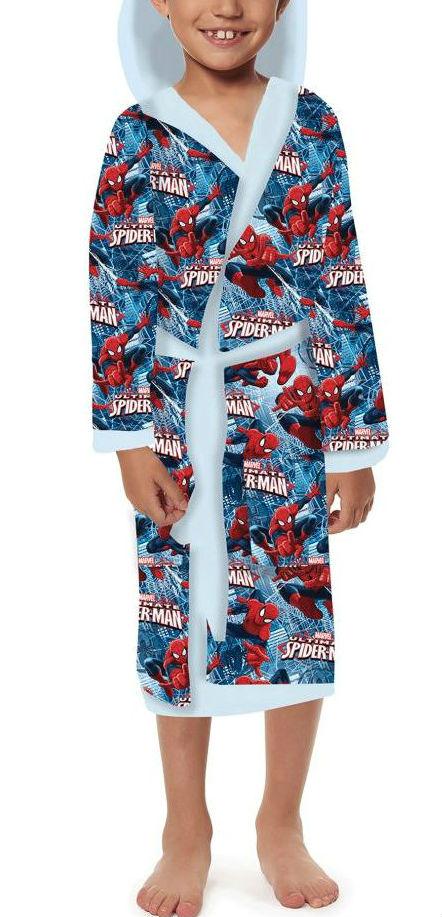 Dětský župan Jerry Fabrics Spiderman