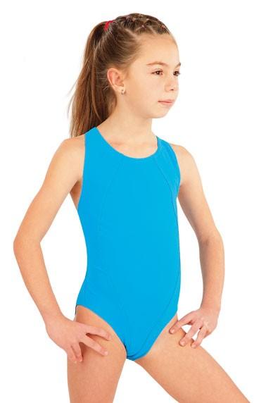 Dívčí jednodílné sportovní plavky Litex 57592 Litex