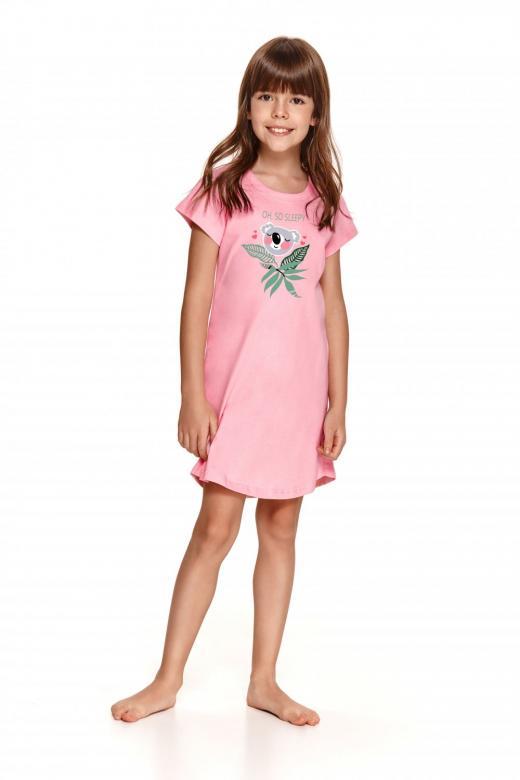 Dívčí noční košile Taro 2093 Matylda růžová