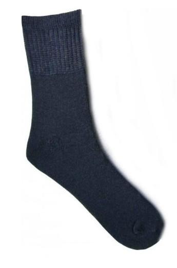 Froté zimní ponožky Novia 195FI jemný svěr lemu - 2 páry
