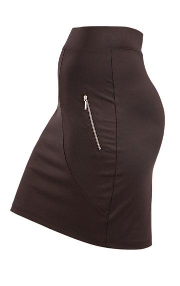 Dámská sukně do pasu Litex 51083