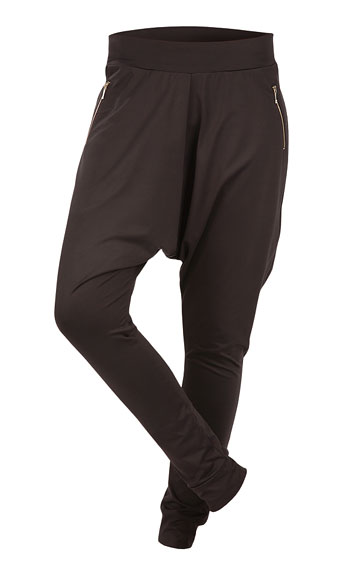 Litex 51085 Kalhoty dámské dlouhé s nízkým sedem
