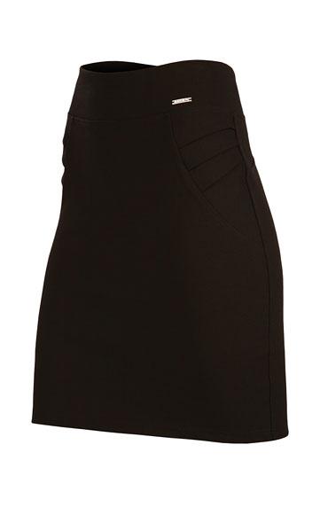 Dámská sukně do pasu Litex 51110