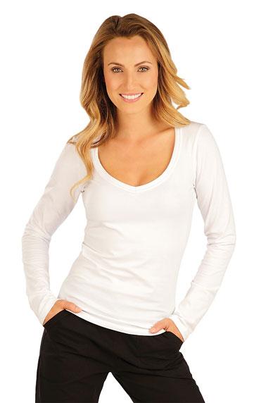 Dámské triko s dlouhým rukávem Litex 51219