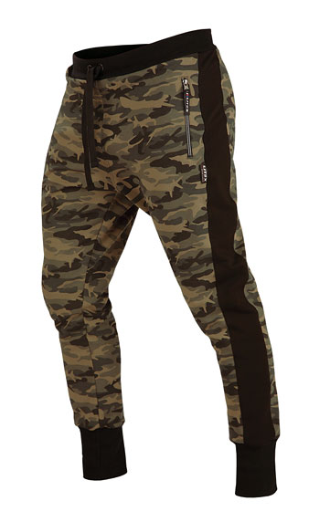 Litex 51280 Kalhoty pánské dlouhé s nízkým sedem