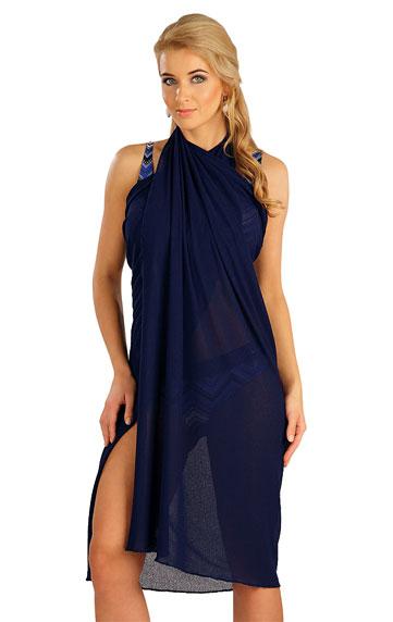 Dámský plážový šátek velký Litex 52556