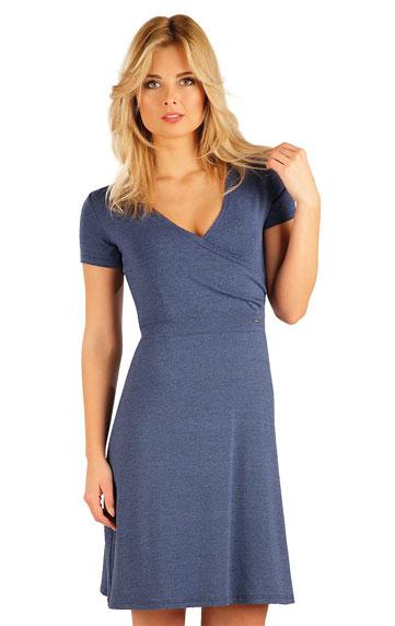 a77256f7919 Dámské šaty s krátkým rukávem Litex 54072