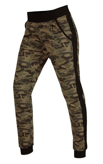 Dámské kalhoty dlouhé s nízkým sedem Litex 55301